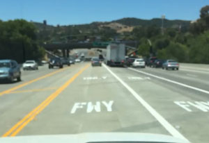 New lanes from Highway 46 to Highway 101 south.