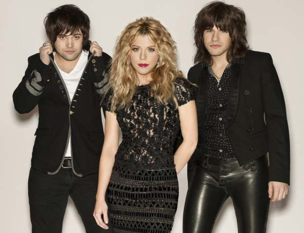 The Band Perry, Vina Robles Amphitheatre, Paso Robles