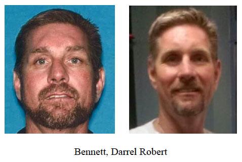 Darrel Robert Bennett