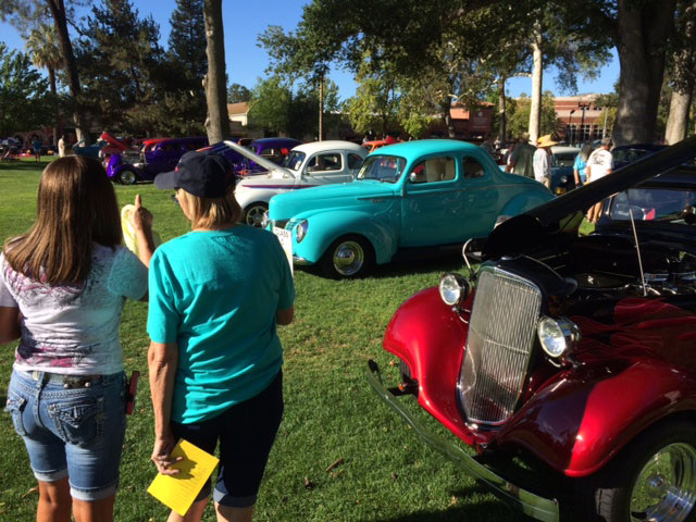 Classic Car Show Winners Announced Paso Robles Daily News - Car show paso robles 2018