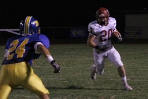 Christian Erickson, Paso High football, Bearcats 2014, Jennifer Railsback