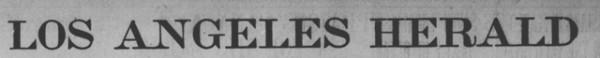 Los Angeles Herald