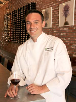 Chef Christopher Manning