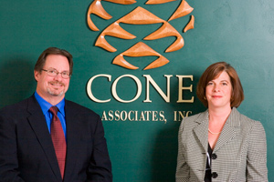 Norm Cone, Anne Crabbe, Cone & Associates, Inc. Financial Planners