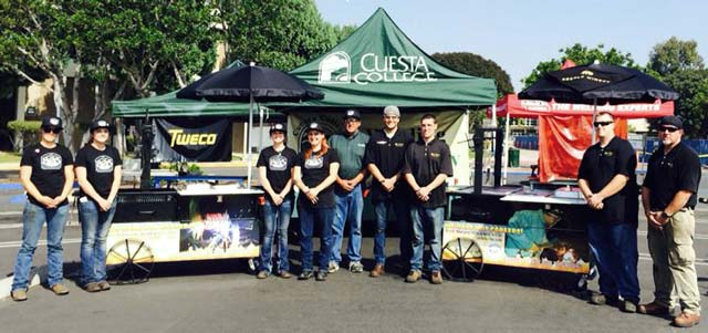 Cuesta Welding Team