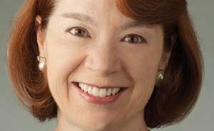 Simone Lagomarsino speaks at women in business