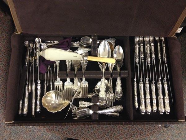 Stolen-silverware