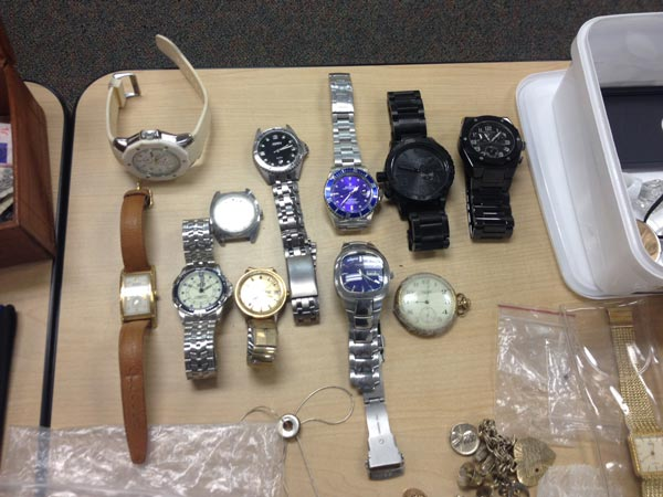 watches-from-burglary