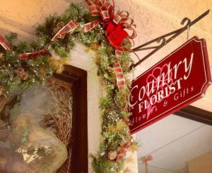 Country Florist and Gift, holiday gifts, Paso Robles