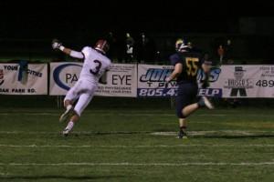 Josh Oliver, PRHS Bearcats football, Arroyo Grande