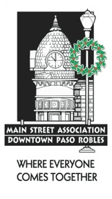 Paso Robles Main Street Association, holiday gifts, Paso Robles