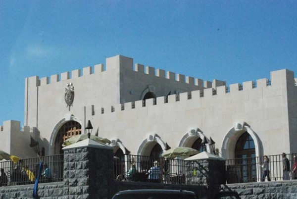 Eagle Castle winery