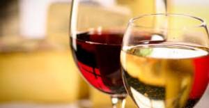 wine at holidays