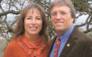 John and Marjorie Hamon