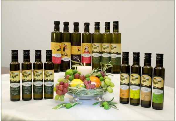 Trabia Farms olive oil