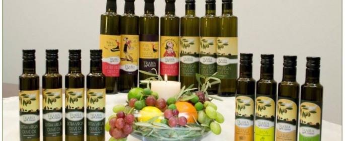 Trabia Farms olive oil