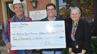 Clark Company Ranch Realty, Cancer Support Community, Meadow Muffin Golf Classic, Toy Bank of Greater Paso Robles, Jack's Helping Hand