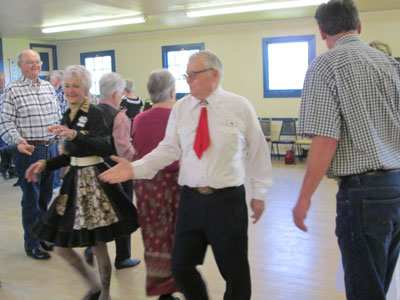 paso robles square dancing