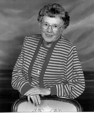 Thelma Vetter