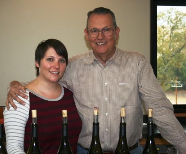 Maggie and Bob Tillman of Alta Colina.