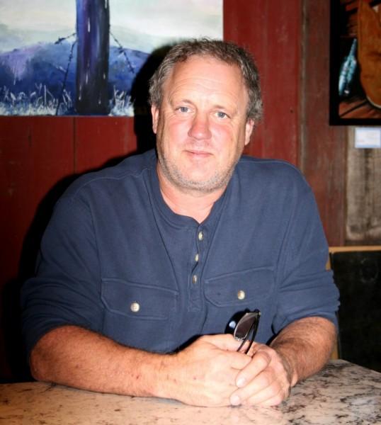 Neil Collins, winemaker.