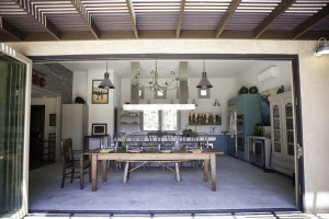 Refugio is a new teaching kitchen and vacation rental property in Paso Robles.