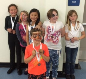 The Elementary Level Team, Team Classified: Ella Gomez, Emily Griffith, Harmony Houdyshell, Stella Ogorsolka, Lucas Vertrees, and Alivia Vogtmann