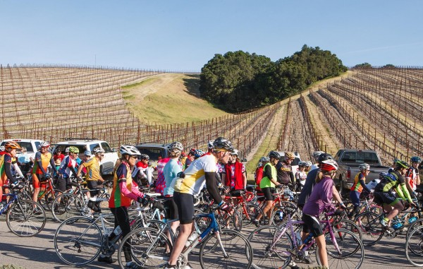 7th Annual Tour of Paso, Cancer Support Community, Best Bike Zone