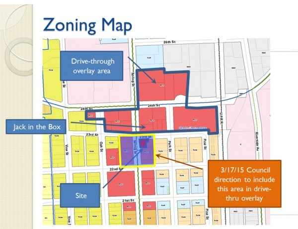 Zoning amendment