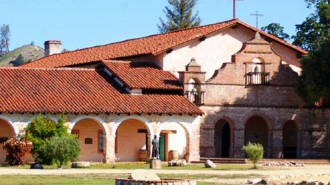 Mission San Antonio, Mission Days