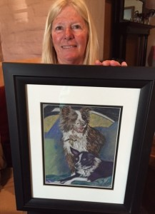 Mary Pat George, Jamie Dietze, Expressive Pet Portraits, The Cancer Support Community