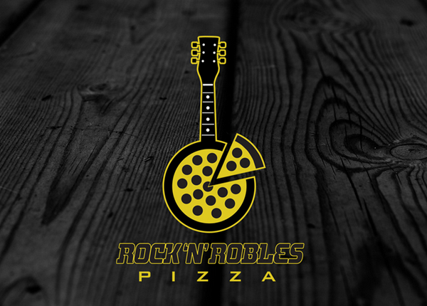 Rockn'Robles pizza