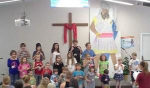 Covenant Presbyterian Church, Paso Robles, VBS
