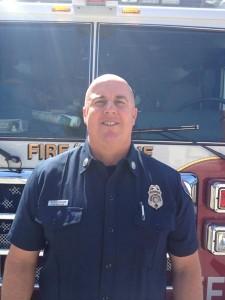 Aggson fire chief