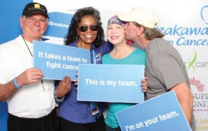 Breakaway From Cancer, Breakaway Mile, Amgen, Tour of California, Cancer Support Community