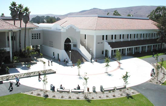 The fair will be held on the San Luis Obispo campus.
