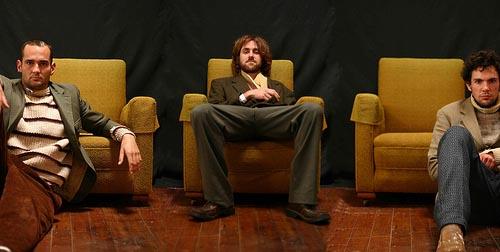 Julian Temple Band. Photo credit Adrian Vercoe.