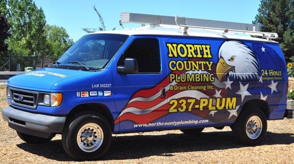 North county plumbing fleet