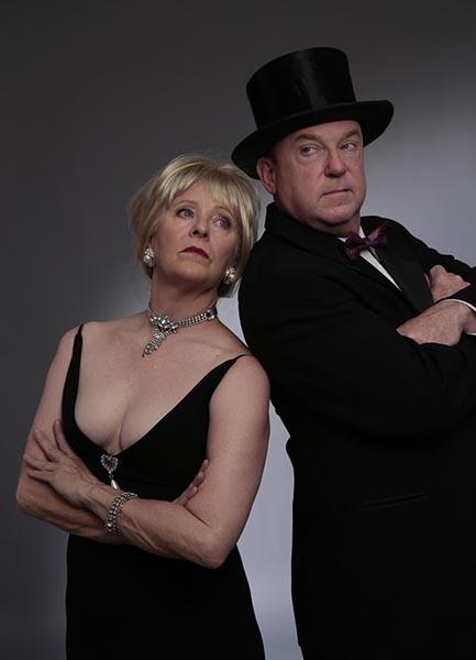 Jennifer Blomfield and John Laird. Photo by Ron Bez Photography.