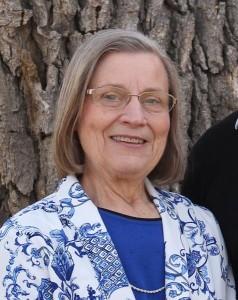 Mom Sorenson portrait