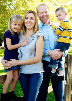 Scott and Beth Brennan