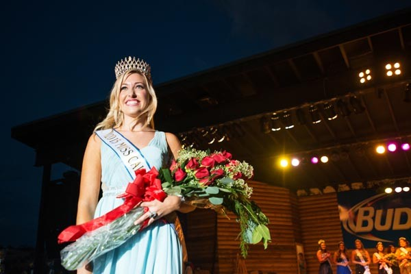 Riley Shannon was named Miss California Mid-State Fair 2015.