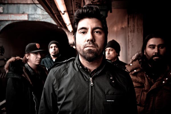 The Deftones. Courtesy photo.