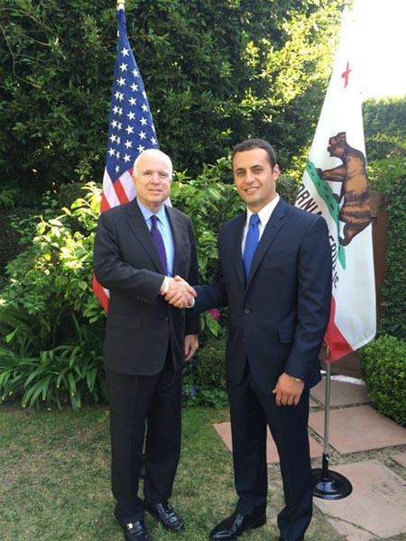 Fareed and McCain