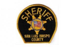 Sheriff san luis obispo county