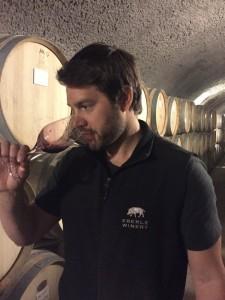 Chris Eberle winemaker Eberle Winery