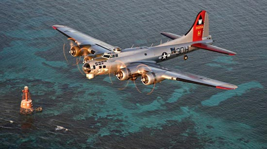 World War II B-17 bomber coming to Paso Robles Sept. 28-29 ...