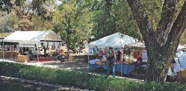 Caledonia Days, Dutch oven cook-off, Rios-Caledonia Adobe, San Miguel