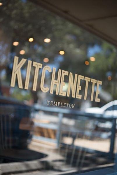 Kitchenette window