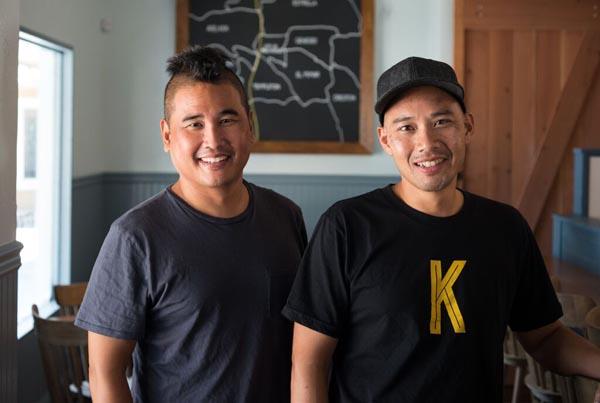 Kobyiashi brothers